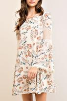 Entro Floral Day Dress