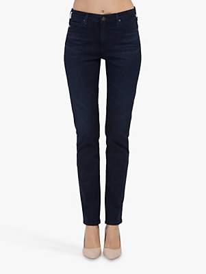 AG Jeans The Prima Cigarette Jeans, Indigo Excess