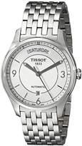 Tissot Men's TIST0384301103700 T-One Stainless Steel Watch