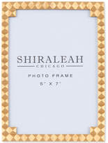 "Shiraleah Paloma 5"" x 7"" Studded Picture Frame"