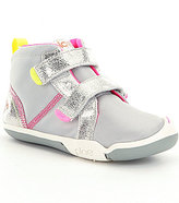 Plae Girls' Max High Top Sneakers