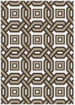 Eichholtz Carpet Diabolo Grey Rectangle Medium