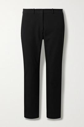 Joseph New Eliston Stretch-gabardine Slim-leg Pants - Black