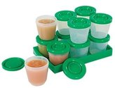 N. One Step Ahead-Fresh Freeze 2 Oz. Reusable Baby Food Containers 12-Pack