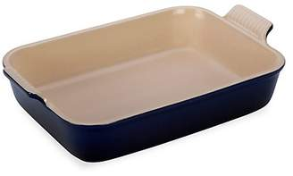 Le Creuset 4-Quart Heritage Stoneware Rectangular Dish