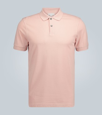 Sunspel PiquA cotton polo shirt