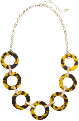 Laundry by Shelli Segal Statement Link Necklace