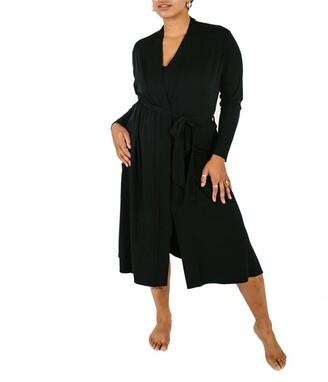 Smash + Tess Robe Midnight Black XS