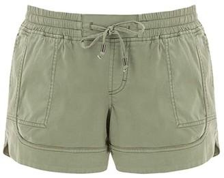 Aventura Clothing Tristan Shorts (Dark Indigo) Women's Shorts