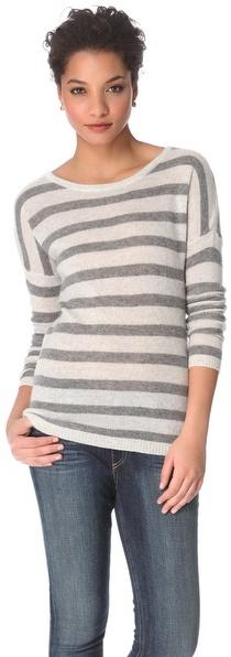 Ami Dans La Rue Bloomsbury Cashmere Sweater
