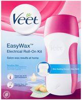 Veet EasyWax Electrical Roll-On Kit for Sensitive Skin 50ml