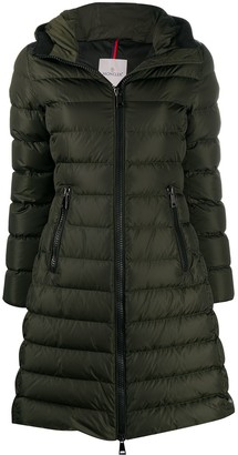 Moncler Feather Down Puffer Coat