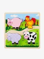 Vertbaudet Touchable Farm Animal Puzzle Game