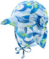 I Play Boys' Tropical Flap Sun Hat (0mos4T) - 8145762