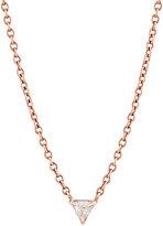 Eva Fehren Women's Trillion Pendant Necklace