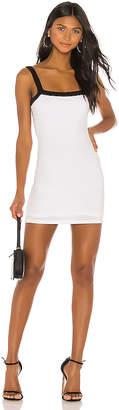 superdown Arri Contrast Trim Dress