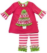 Rare Editions Baby-Girls Infant Top w...