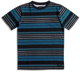 Quiksilver Boys' Graphic Stripe Tee - Sizes 8-20