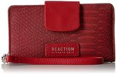 Kenneth Cole Reaction Reality Grip Phone Holder Wristlet with Rfid