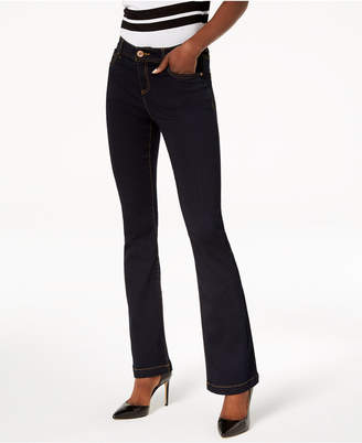 INC International Concepts Inc Curvy-Fit INCFinity Bootcut Jeans