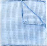 Emporio Armani micro-print pocket square