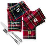 Preppy Plaid Cocktail Napkins