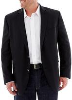 STAFFORD Stafford Executive Hopsack Blazer-Big & Tall