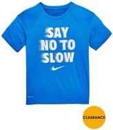 Nike Older Boy No To Slow Tee