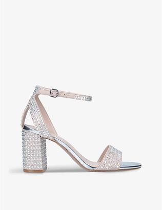 Carvela Kianni embellished heeled sandals