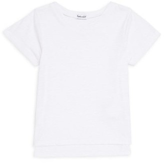 Splendid Little Girl's Always Basic Short Sleeve Tee