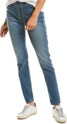 Boyish The Colby Zipper Lady Of Burlesque High-Rise Skinny Leg