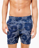 Tommy Hilfiger Men's Gardiner Vintage Swim Trunks, Created for Macy's