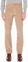 Canali Regular-fit Corduroy Jeans