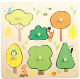 Le Toy Van Animal and Small Tree Puzzle