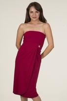 Sweetees Beau Dress in Fuchsia