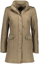 Weatherproof Safari Khaki Quilted Jacket