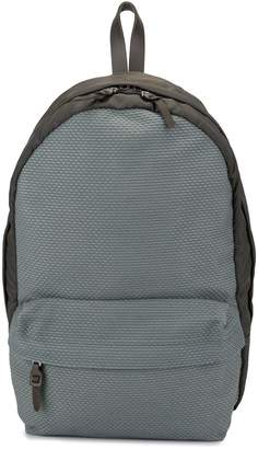 Cabas textured backpack