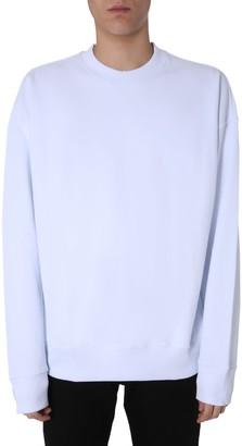 Versace Oversize Fit Sweatshirt