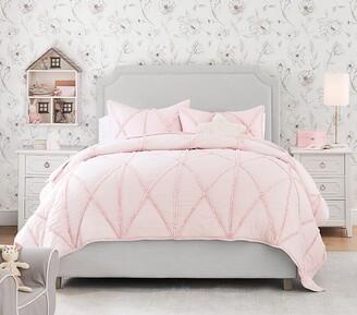 Pottery Barn Kids Ava Upholstered Bed