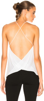 Dion Lee Whitewash Fine Line Top