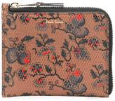 Paul Smith floral print pouch