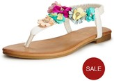 Joe Browns Villa Lante Garden Sandals
