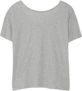 Theory Tenzil Pima cotton T-shirt
