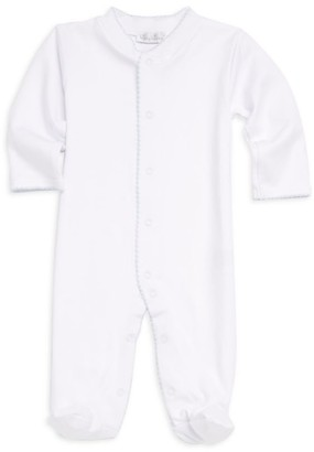 Kissy Kissy Baby's Long-Sleeve Cotton Footie