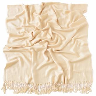Nude Solid Colour Design Shawl Scarf Wrap Stole Throw Head Wrap Face Cover Pashmina CJ Apparel NEW