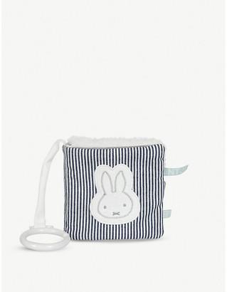 Miffy Stripes plush activity book