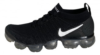 Nike VaporMax Black Polyester Trainers