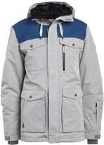 Quiksilver Raft Hardshell Jacket Grey Heather