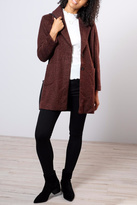 Only Cropped Sleeve Coat