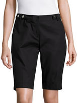 MICHAEL Michael Kors Cotton-Stretch Bermuda Shorts
